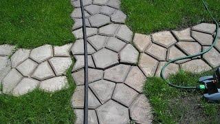 Форма для тротуарной плитки купить в Серпухове(, 2015-05-15T02:06:24.000Z)