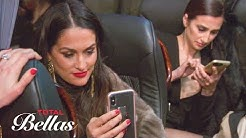 Nikki's bachelorette in Paris spirals downward after a chat with Cena: Total Bellas, July 15, 2018