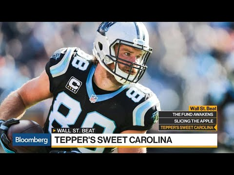 David Tepper Said to Sign $2.3 Billion Deal for the Carolina Panthers