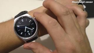 видео Умные часы Elephone W2 для бизнеса
