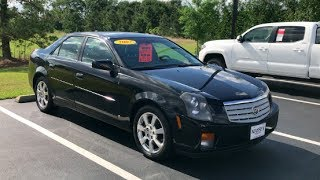 2007 Cadillac CTS 3.6L Full Tour & Start-up at Massey Toyota