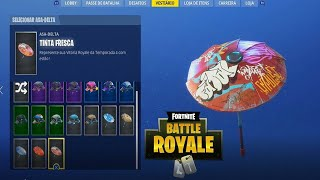 FORTNITE-I GOT the NEW FREE umbrella ‹ Lucas Tonon ›