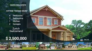 Gambar cover Real Estate Video Style2 Marho Real Estate