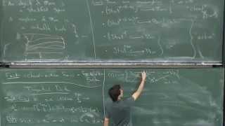 David Ayala: Factorization homology (part 2)