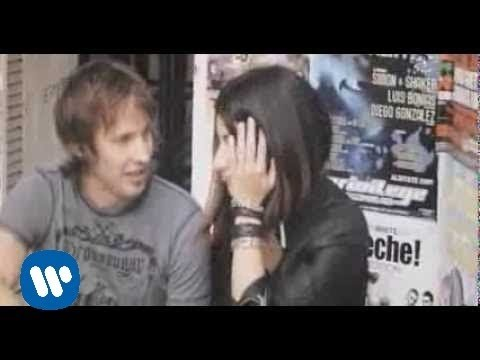 Laura Pausini (duet with James Blunt) - Primavera in anticipo [it is my song] (Making Of)
