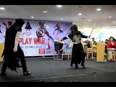 PTC Mall Cosplay War 4/4