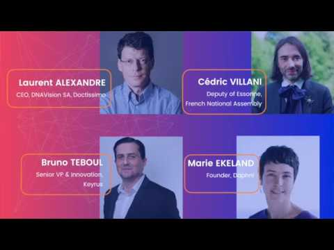 #FDDAY : Future of work and education in the face of artificial intelligence and robots