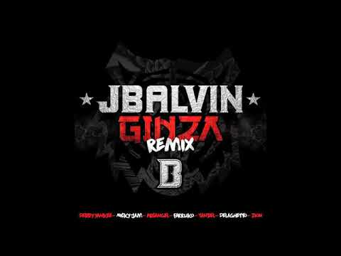 Ginza remix (audio original)