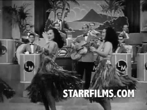 HOLO HOLO KAA Hawaiian Song Music 1949