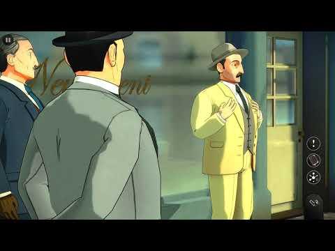 Agatha Christie - The ABC Murders Part 1  