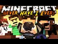 Minecraft Mini Game NEVER HAVE I EVER 3