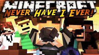 Minecraft Mini-Game : NEVER HAVE I EVER 3!