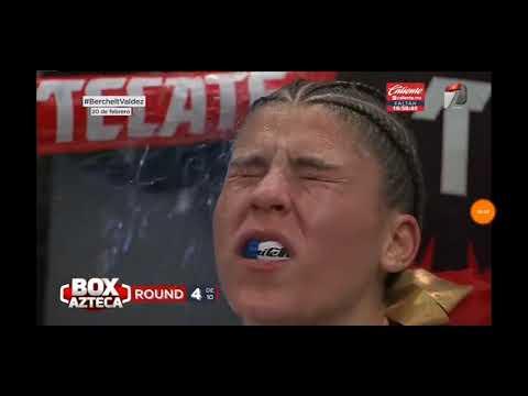 Box Azteca 6 de Febrero 2021, Yamileth Mercado vs Alejandra Guzmán, Full Fight, Pelea Estelar