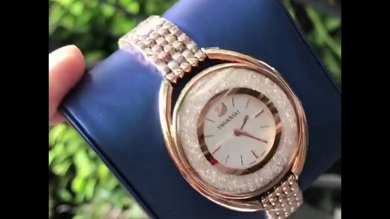 Swarovski Crystalline Glam Watch SKU: 9249059 by Shop Zappos