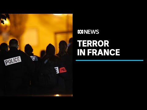 Teacher beheaded near Paris after showing class images of Mohammed | ABC News