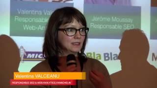 Table ronde We love SEO avec Via Michelin, BlaBlaCar et Laurent Bourrelly