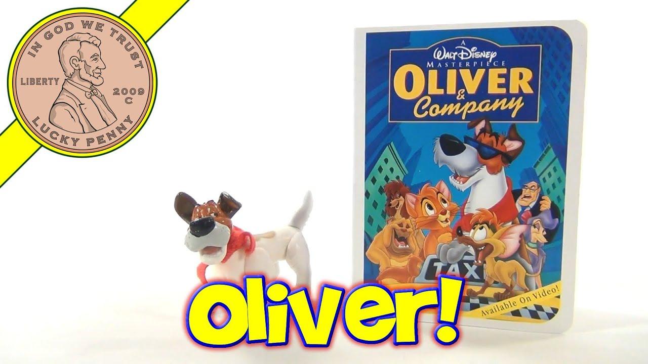Oliver Amp Company Walt Disney Masterpiece Collection