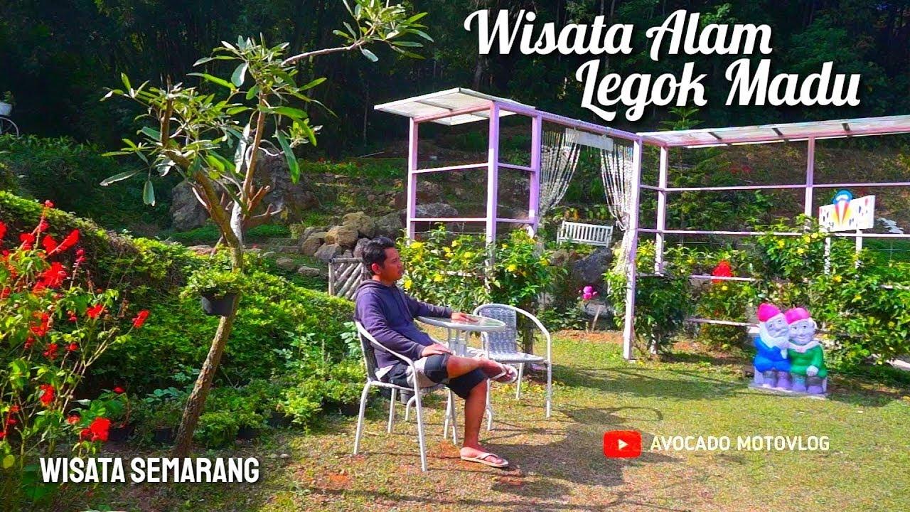 Wisata Alam Legok Madu Bandungan Kabupaten Semarang