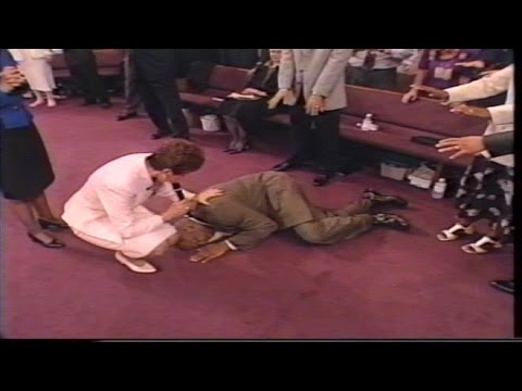 Camp Meeting 1998 ~ Thursday night Part 1 ~ Joyce Meyer