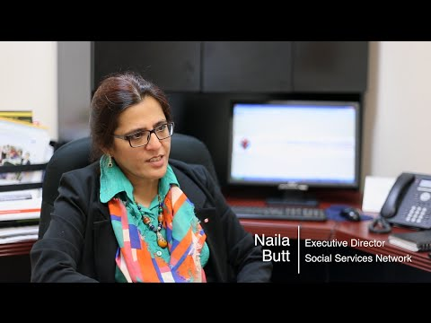 Social Services Network testimonial on working with MCIS