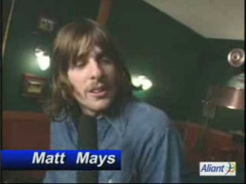 """The Jeff Liberty Show"""" Interview with Matt Mays (2004 01 22)"""