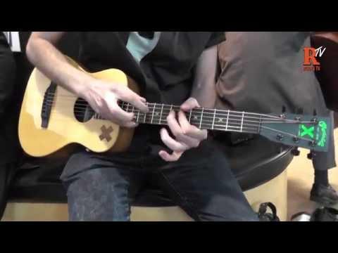 Martin Ed Sheeran X Signature Guitar (Musikmesse 2015)