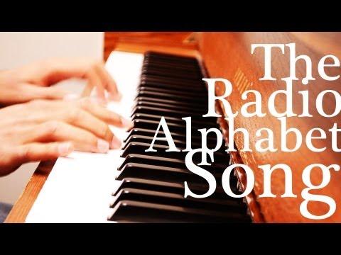Learn The Phonetic Radio Alphabet Song!