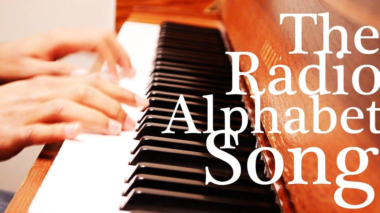 Learn the phonetic radio alphabet song youtube youtube premium altavistaventures Images