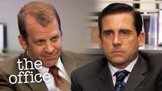Therapy with Toby  - The Office US