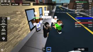 Roblox Realistic Rp War SupaFly vs 069 Bricksquad