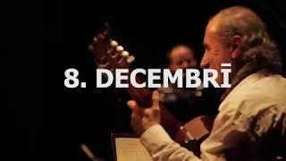 VILENSKY LIVE/8.DECEMBRĪ/LATIN MUSIC NIGHT (Sinēzi un Viļenskis)