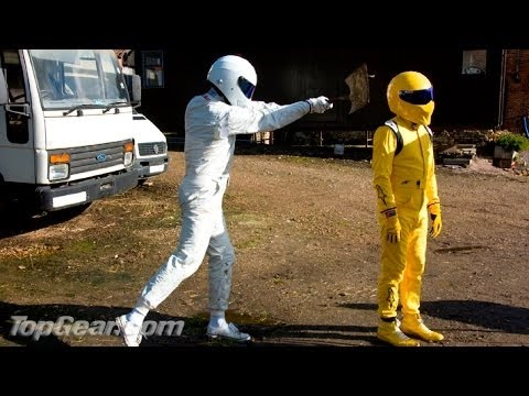 Top Gear - Looking for a new STIG!