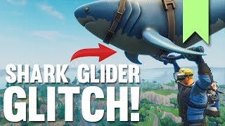 SHARK GLIDER GLITCH! | FORTNITE FUNNY FAILS AND BEST MOMENTS #060 (DAILY MOMENTS)
