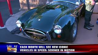 speed science in motion