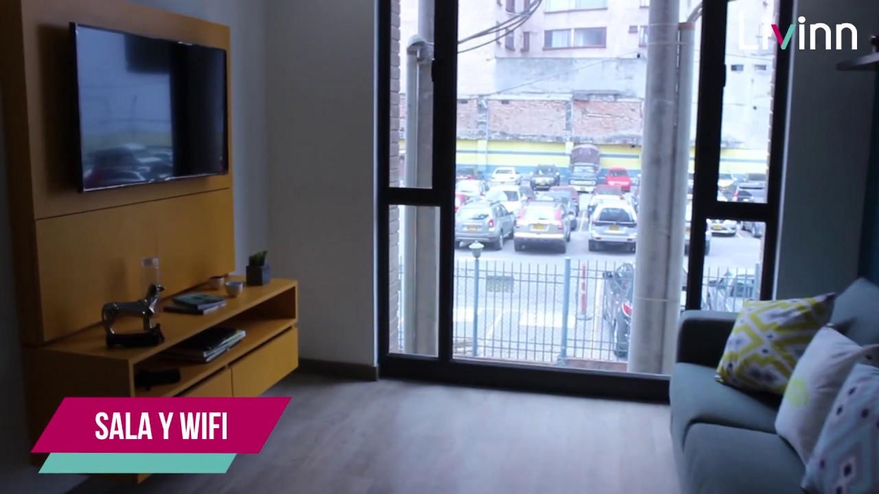 Livinn Bogot  Apartamento Tipo 4C  YouTube