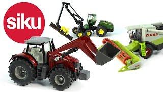Zabawki Siku Świat, Farma, Trefl