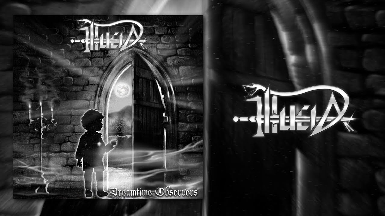 Illucia - Dreamtime Observers (Lyric Video)