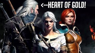 A Chivalrous Tale About Geralt - Robin Hood Easter Egg (Witcher 2)