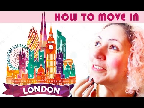 How To Move to London - UK Guide to rent costs, bills and tenant's rights