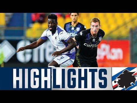 Highlights: Parma-Sampdoria 2-1
