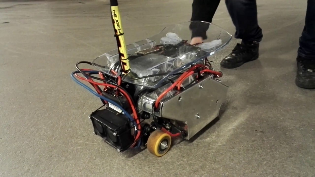 Turnigy Rotomax 150cc x2