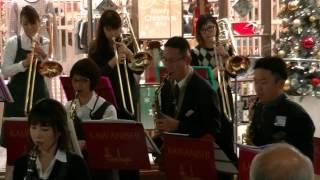 川西阪急 クリスマスコンサート 2016 15時の部 (Full HD)