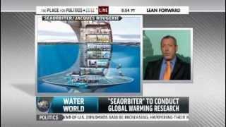 SeaOrbiter: Futuristic Sea Vessel Will Explore Oceans