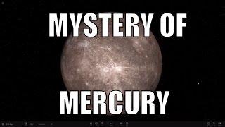 Mysteries of Planet Mercury - Universe Sandbox 2