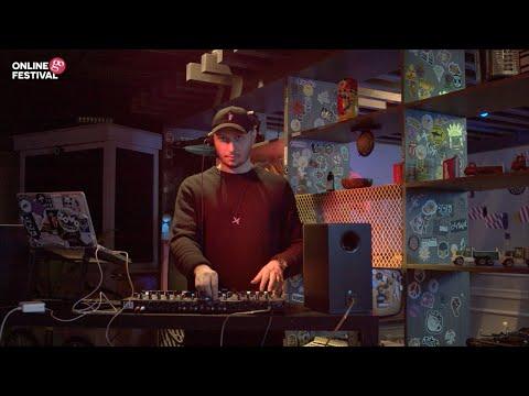 Sava BKS live set from EXE CLUB | Go Guide Online Festival