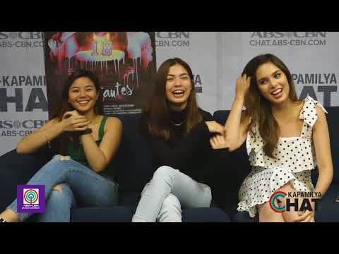 Kapamilya Chat with Michelle, Miles and Jane for The Debutantes