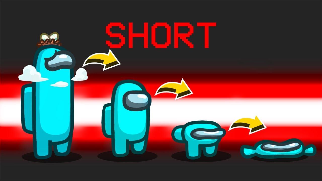 Download SHORT IMPOSTOR MOD in Among Us