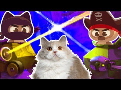 Cats Arena Turbo Stars Giant Box