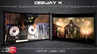 ♫ DJ K ♫ R&B / HipHop ♫ April 2013 ♫ Video Mix ♫ Just Bounce!