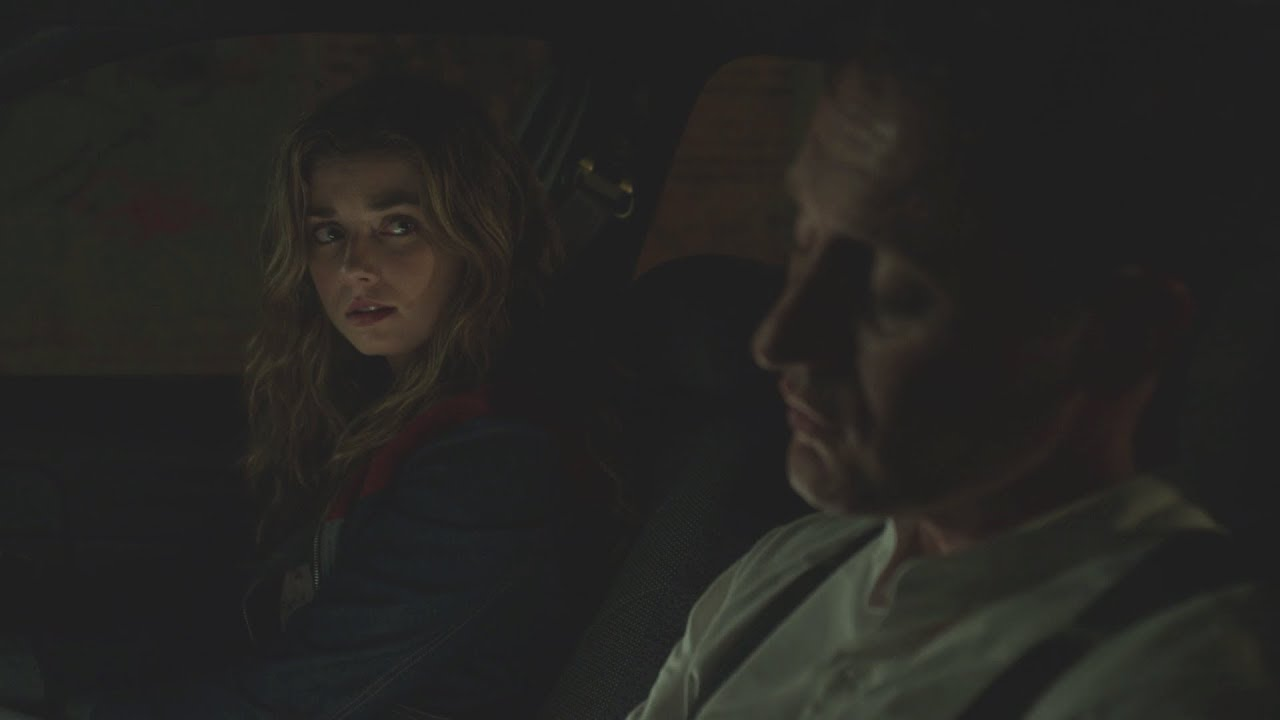 Download Marvel's The Punisher S2 Amy& John Pilgrim ''You're crazy.He's gonna kill you''- Car scene[1080p]